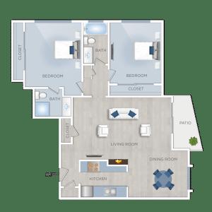 Kester Apartments in Sherman Oaks, CA